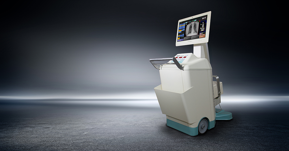 newest x-ray technology, The UC-5000 from Source-Ray, Inc.